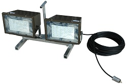 Portable Hazardous Location Lighting - Metal Halide