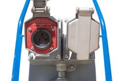 ENR22201 two gang 20-amp receptacle