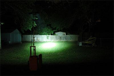 illuminated by the wal16ledbp